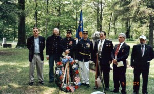 Members of the James A. Garfield Camp