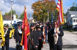 Grate Ceremony Parade